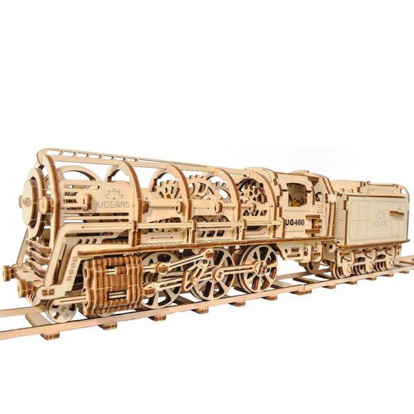 Locomotive avec Tendeur