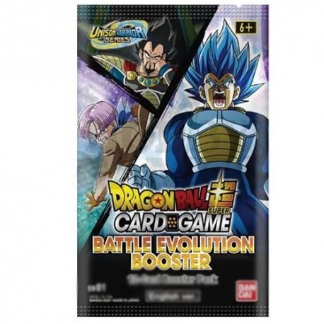 Dragon Balls Super : Booster EV01 Battle Evolution Booster