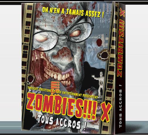Zombies!!! X